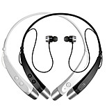 New HBS-500 Tone Wireless Sport Stereo Bluetooth 4.0  Headphone Neckband Headset For iPhone Samsung LG  Cellphones