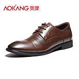Aokang Men's Leather Oxfords