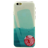 Red ball High Quality and Good Price Pattern  Hard Case for iPhone 6/6S