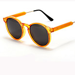 Unisex 's Polarized / 100% UV400 / 100% UVA & UVB Round Sunglasses