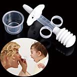 5ml seringa em forma de kit bebê dispensador de medicamento por via oral medicamentos líquidos conta-gotas seringa