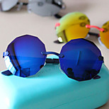 100% UV400 / 100% UVA & UVB Round Sunglasses