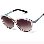 Women 's 100% UV400 / 100% UVA & UVB Oval Sunglasses