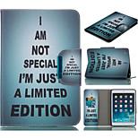 la conception de couleur tirage spéciaux ou un motif graphique portefeuille cas avec cas support complet du corps pour Mini iPad 3/2/1