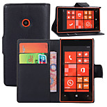 Litchistria Left Open Wallet Payment Card Holder Protection for Nokia Lumia520