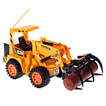 Yu Hang 8029 Remote Control Power Truck 5.0 Control Channels Yellow