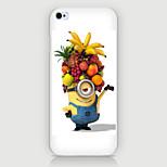 caso trasero patrón fruto teléfono pc caso de la cubierta para iPhone6 / 6s