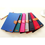 CMai2 PU Following from the Cowboy Style The Wallet phone sets for iPad 4/3/2(Assorted Color)