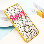 Happy banana Ring Buckle Cases for iPhone6/iPhone 6s