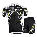 Kleidungs-Sets/Anzüge ( Schwarz ) -fürAtmungsaktiv / UV-resistant / Anatomisches Design / tragbar / Reibungsarm / Weich / Leichtes