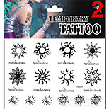 Airbrush Tattoos Non Toxic Glitter Waterproof Multicolored Glitter 1 Package 17*16CM