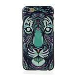 Color tiger Pattern  Hard Case for iPhone 6/6S