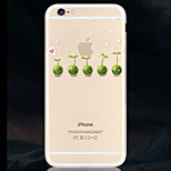 Small Fruit Pattern Environmental Quality TPU Soft Phone Case for iPhone 6/6S