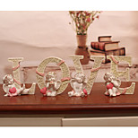The Creative LOVE Angel  ornaments Decoration(Set of 4)