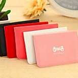 Bow Card pack Card Sets 12 Card-bit  Folder Candy