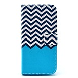 Fashion Pattern PU Leather Stand Case Cover with Card Slot for iPhone 6/6S 4.7 Inch