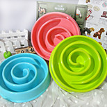Pet Bowl Of Tableware The Snail Shape