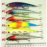 Anmuka Minnow Crank 15g 12cm 6 pcs 120*40*30 Sea Fishing / Boat Fishing / General Fishing