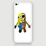 The Skeleton of Cartoon Pattern PC Phone Case Back Cover Case for iPhone 6 Plus/6S Plus