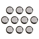 SSUO AG4/377A/CX177/LR626W 1.55V Alkaline Cell Button Batteries (10 PCS)