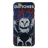 Owl in the Dark Pattern  Hard Case for iPhone 6/6S