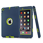 Special Design Novelty Silicone PC Back Case Diamond for iPad Mini 3/2/1(Assorted Colors)