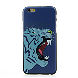 Angry Tiger Pattern  Hard Case for iPhone 6/6S
