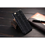 New Style PU Weave Mobile phone Case for iPhone 6S/iPhone 6 Assorted Color