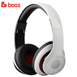 BOAS Wireless Bluetooth Headphone Studio Bests Headset for Cellphone for Car Driver TV