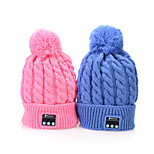 Bluetooth 4.1 Beanie Hat  Music Knitted Hat Smart Cap Wireless Earphones Headset  with MIC For IPhone Sumsung  Cellphone