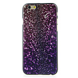 Purple Pattern  Hard Case for iPhone 6/6S