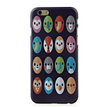 Color chicken Pattern  Hard Case for iPhone 6/6S