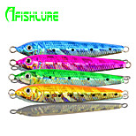 Afishlure Lead Fish Jig Artificial Hard Bait 30g Metal Bait Jigs 30g 1Ounce 84mm 3-5/16