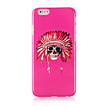 The Indians Pattern Full Color Hard Back Cover Case for iPhone6/6S