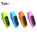 Toplux E06 intelligent bracelet waterproof sports pedometer bluetooth test sleep touch-screen android new ios