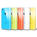 Transparent TPU Soft Case for iPhone5c