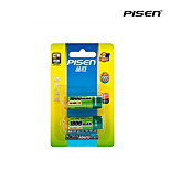 Pisen Rechargeable AA 1800mAh Battery One Pair for Remote Control