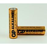 GP AA 1.5V 2pis de batterie industrielle