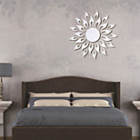 3D The Sun DIY Mirror Acrylic Wall Stickers Wall Decals