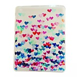 Love Painted TPU Tablet computer case for ipad2/3/4