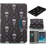 dibujo coloreado diseño especial o patrón cartera gráfico casos con casos soporte cuerpo completo para Mini iPad 3/2/1