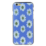 White Little Daisy Pattern  Hard Case for iPhone 6/6S