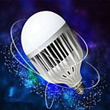 1 pcs LERHOME E26/E27 18W Cold White New  Cage Type Decorative Globe Bulbs 220 V