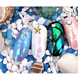 Lovely / Punk / Wedding Finger 3D Nail Stickers / Nail Jewelry Acrylic 1 10*7.7*0.5