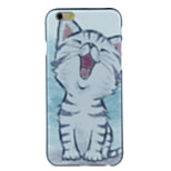 Lovely Cat Pattern  Hard Case for iPhone 6/6S