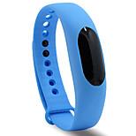 Lincass Bluetooth Sync Smart Bracelet Sports Fitness Tracker Sleep Monitoring Smart Bracelet Wristband Touch Button