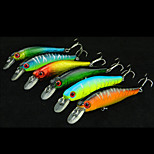 Anmuka Minnow Crank 8.9g 8.5cm 6pcs 85*40*30 Sea Fishing / Boat Fishing / General Fishing