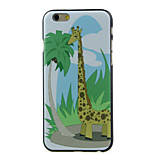 A giraffe High Quality and Good Price Pattern  Hard Case for iPhone 6/6S