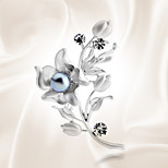 Are All-Match Flower Temperament Pearl Brooch