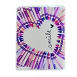 Love Pencil Painted TPU Tablet computer case for ipad2/3/4